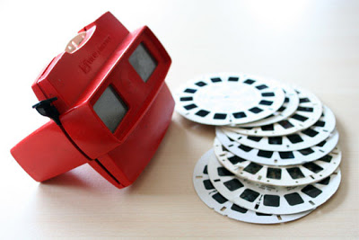 CHARLES HARRISON VIEW MASTER
