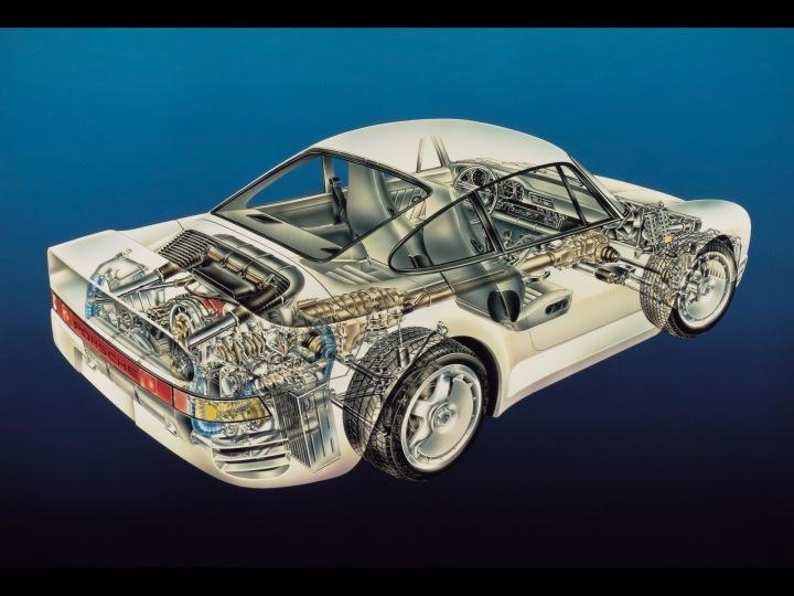 959 Porsche 2