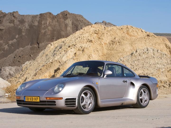 959 Porsche 3