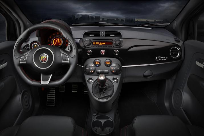 2014 Fiat 500 Abarth