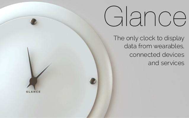 glance clock2