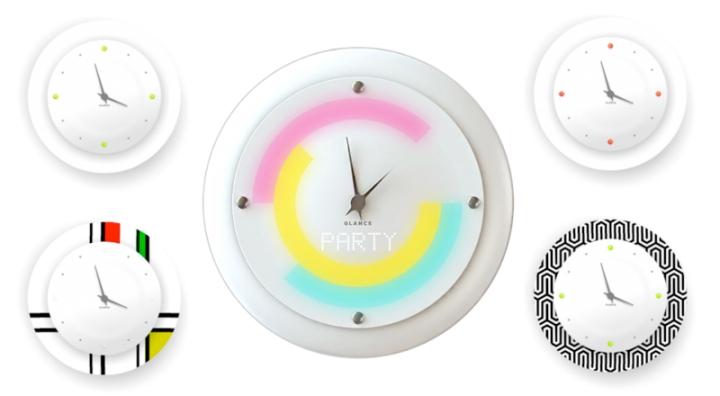 glance clock4