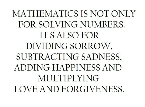 maths inspirational quotes 7