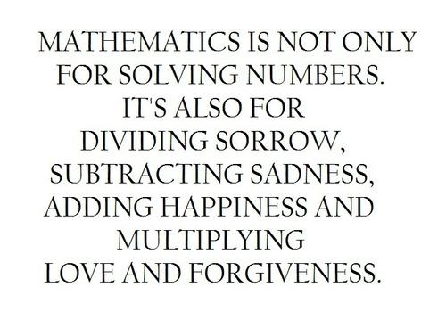 maths inspirational quotes 7