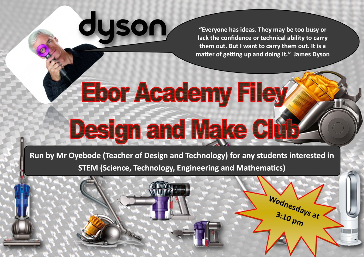 Design and Technology Resources: Design and Technology Club Posters