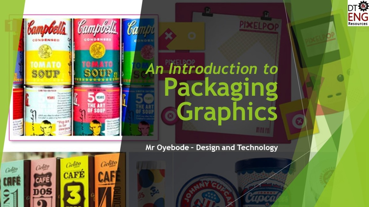 Design Technology Resources: An Introduction to Packaging Graphics