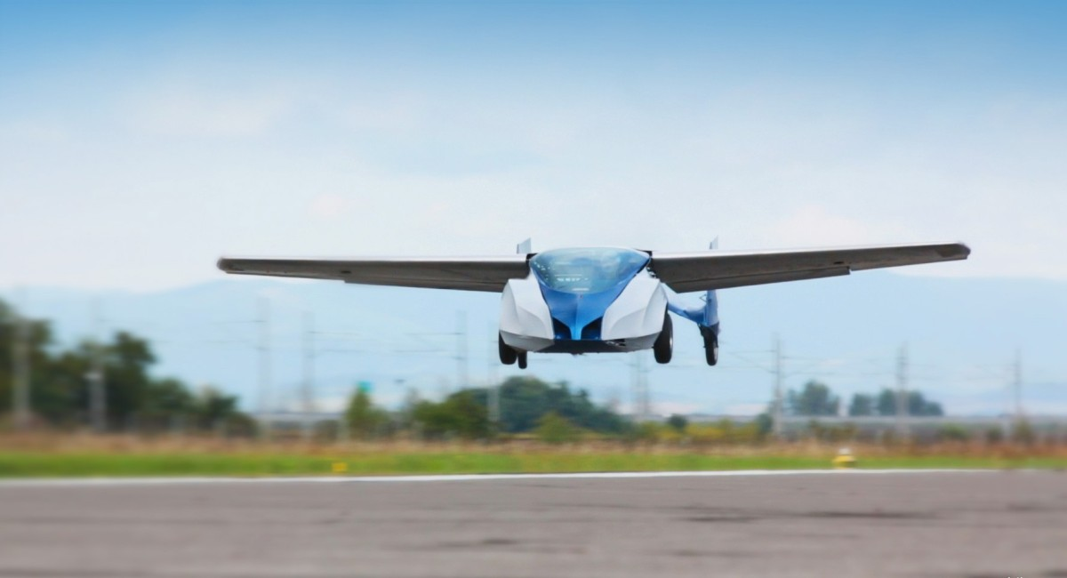 DT & Engineering Blog: AeroMobil 3.0 flying car prototype
