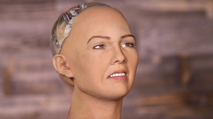 sophia the robot 2