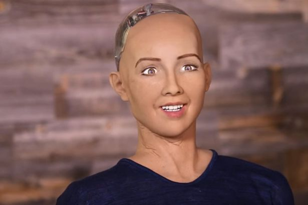 sophia the robot 3