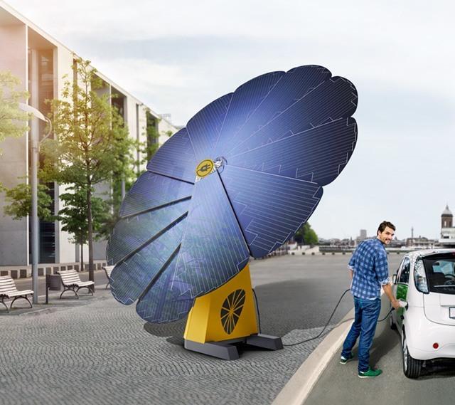 smartflower solar 2
