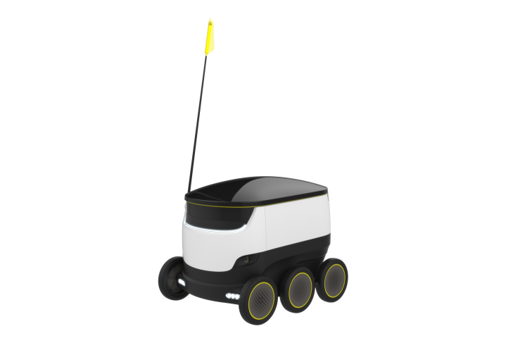 starship robot 1