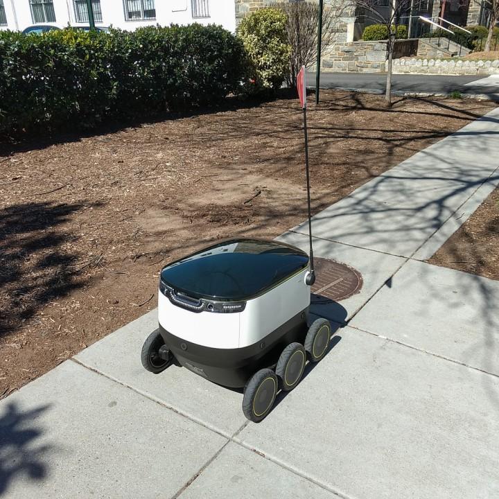 starship robot 2