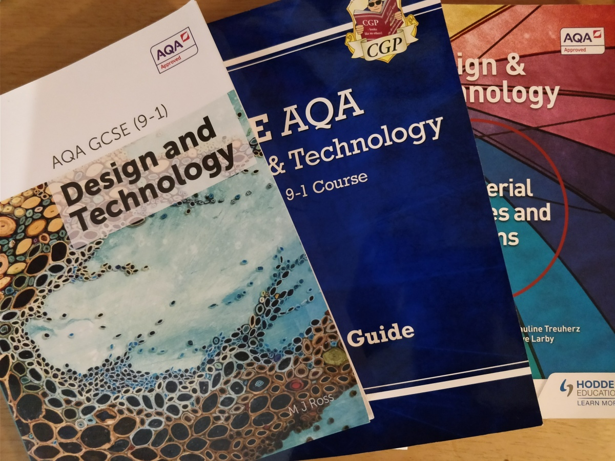 DT & Engineering Blog: Are you ready for the new Design and Technology GCSE (9-1)?