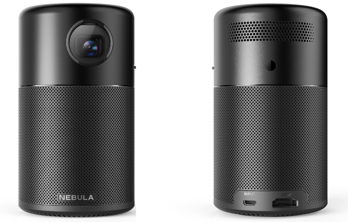 DT & Engineering Blog: Nebula Capsule, The World's Most Advanced Pocket Cinema