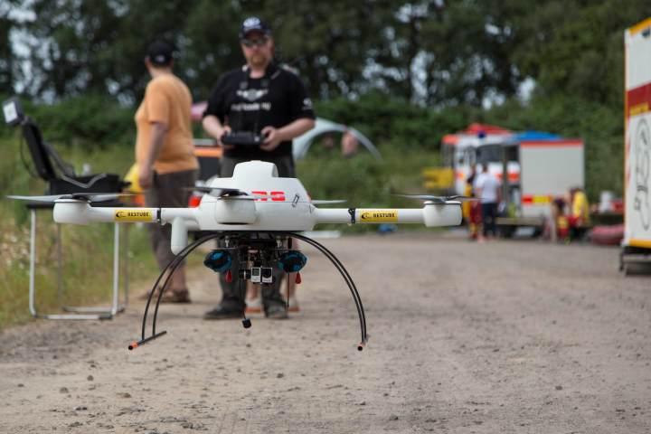 rescue drones 1