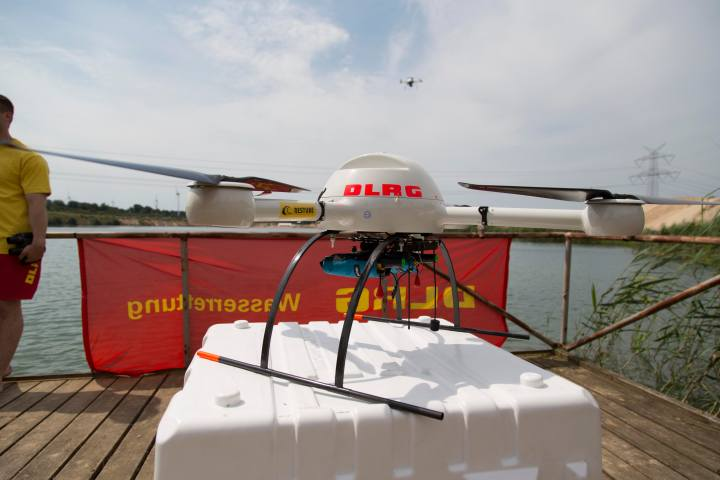 rescue drones 2